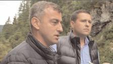 Situația DJ 714, în zona Cheile Tătarului, în atenția președintelui CJD, Corneliu Ștefan