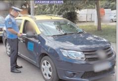 Polițiștii au reținut 38 de permise de conducere, dintre care 25 au fost pentru circulația cu viteză excesivă