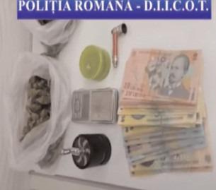 TRAFICANŢI DE DROGURI, REȚINUȚI DE D.I.I.C.O.T. – B.T. DÂMBOVIȚA