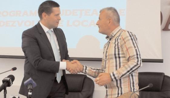 Poiana: Cabinet medical, realizat în parteneriat cu Consiliul Județean