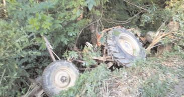 Strivit de tractor