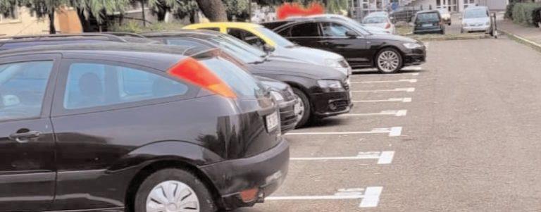 Târgoviște: Din 15 septembrie se depun cereri pentru închirierea locurilor de parcare