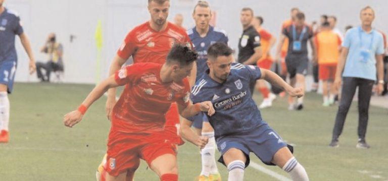 REMIZĂ PREȚIOASĂ PENTRU CHINDIA TÂRGOVIȘTE FC U. Craiova – Chindia Târgoviște 0-0