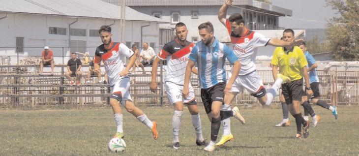 FC PUCIOASA JOACĂ LA BASCOV, ÎN CUPA ROMÂNIEI