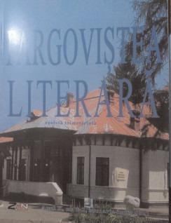 bookbox Continuități Revista Târgoviștea Literara, Anul X, Numerele 1-2, ianuarie-iunie 2021