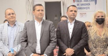 Alţi 12 medici au ales să lucreze la Spitalul Județean de Urgență Târgoviște