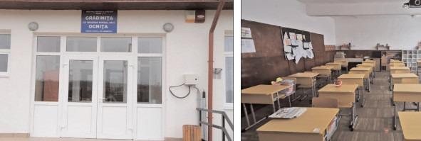 Unitățile școlare din Ocnița, pregătite pentru începutul de an școlar
