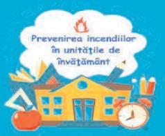 Prevenirea incendiilor în unitățile de învățământ