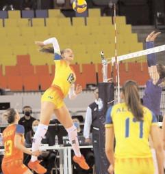ROMÂNIA A PIERDUT TOATE JOCURILE DE LA EURO. CSM Târgoviște a fost reprezentată la competiția continentală de Rodica Buterez
