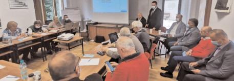 Stațiunea de Interes Național Peștera-Padina și Masterplanul acesteia, principalele subiecte în ședința Consiliului Științific al Parcului Natural Bucegi