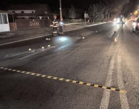 Motociclist decedat în urma coliziunii cu un autoturism