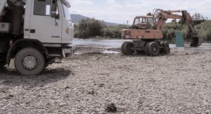 Activități de excavare fără autorizație